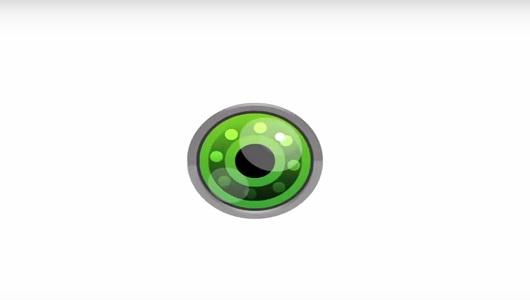 סרטון אנימטיבי לממשק אינטרנטי - מתוך סדרת סרטים