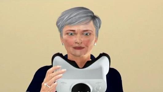 סרט הדרכה למכשיר רפואי ביתי  - ללקוח הקצה