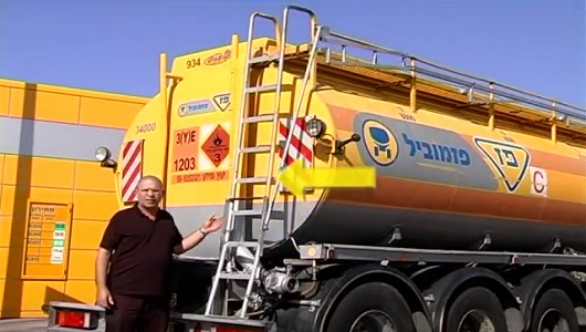 סרטון בטיחות לתאגיד האנרגיה הגדול בישראל