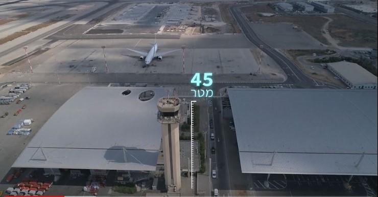 הפקת סרטון תדמיתי עבור רשות שדות התעופה